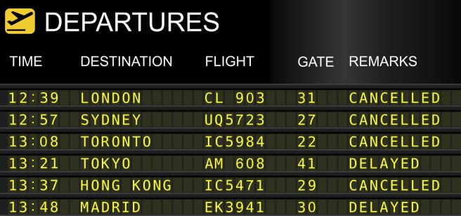 vlucht-vertraging-geannuleerd