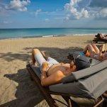 Bali Dynasty Resort - het strand