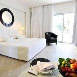Hotel Baia Bodrum - slaapkamer