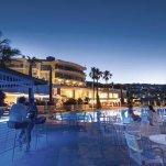 Hotel Baia Bodrum - bar in de avond