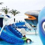 Hotel Baia Bodrum - kinderbad