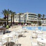 Hotel Baia Bodrum - bar en terras aan het zwembad
