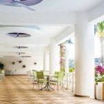 Hotel Baia Bodrum - terras
