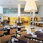 Hotel Baia Bodrum - lekker eten in het restaurant