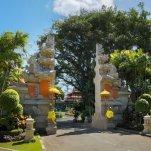 Bali Dynasty Resort - poort