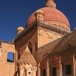 binnenkant Ishak Pasha paleis