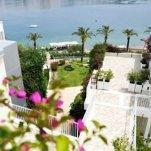 Hotel Baia Bodrum - zicht vanuit het balkon
