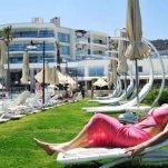 Hotel Baia Bodrum - relaxen aan het zwembad