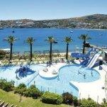 Hotel Baia Bodrum - zwembad overzicht