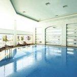 Hotel Baia Bodrum - binnenbad binnen zwembad