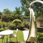Hotel Baia Bodrum - relaxen in de tuin