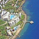 Hotel Baia Bodrum - luchtfoto