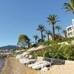 Hotel Baia Bodrum - strand