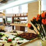 Hotel Baia Bodrum - eten in het restaurant