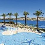 Hotel Baia Bodrum - zwembad met glijbaan