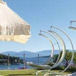 Hotel Baia Bodrum - Relaxte plekken in de tuin