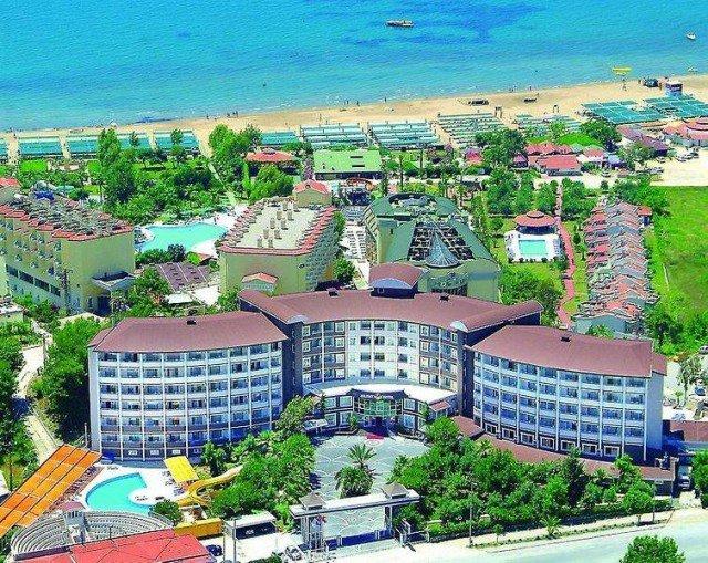 Side Alegria Hotel en Spa