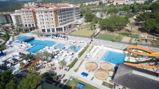 Ramada Resort Kusadasi en Golf