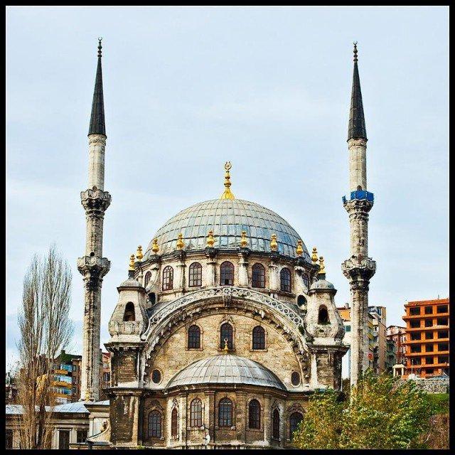 De Nusretiye Moskee