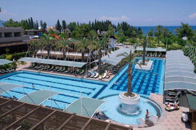 Crystal deLuxe Resort en Spa