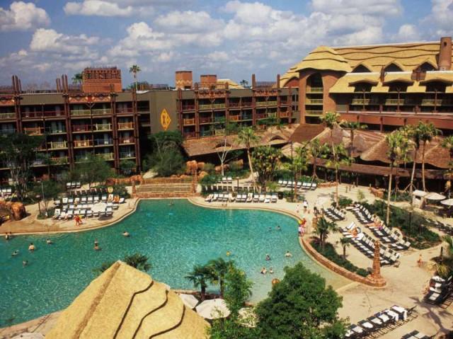 Disneys Animal Kingdom Lodge