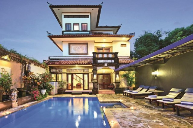 The Batu Belig Hotel