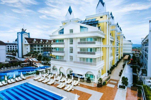 Dream World Resort en Spa