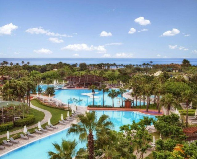 Barut Lara Resort en Spa