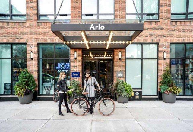 Hotel Arlo Soho