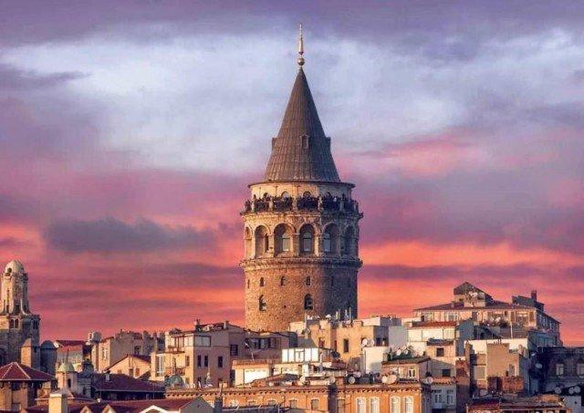 De Galata Toren
