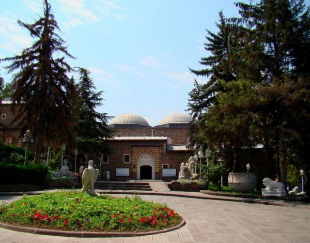 Het museum van Anatolische beschavingen